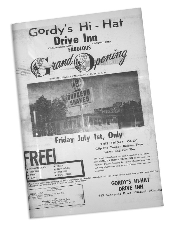 Gordy's Grand Opening
