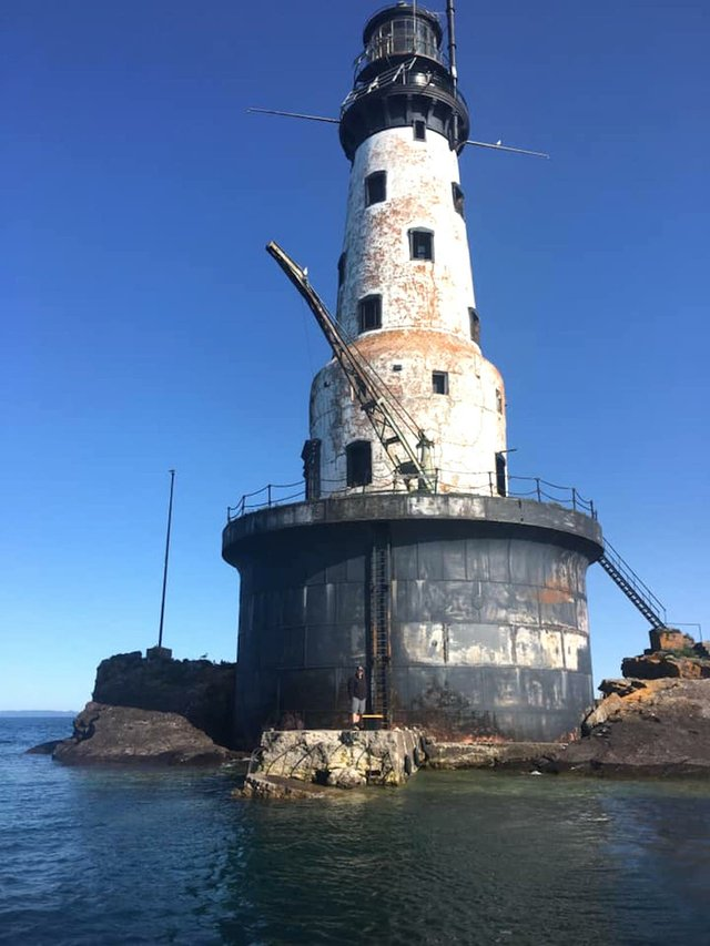 Rock of Ages Lighthouse