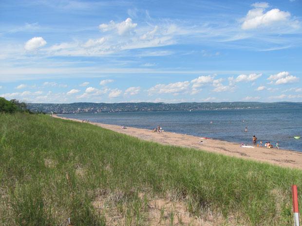Park Point Life On The World S Longest Freshwater Sandbar Lake Superior Magazine