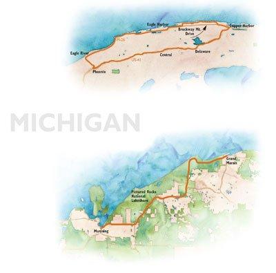 Michigan Maps