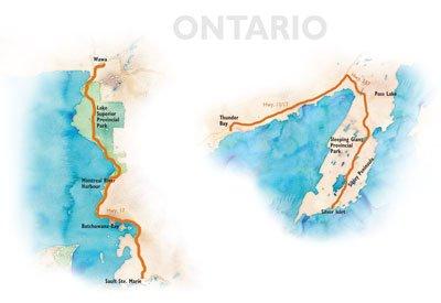 Ontario Maps