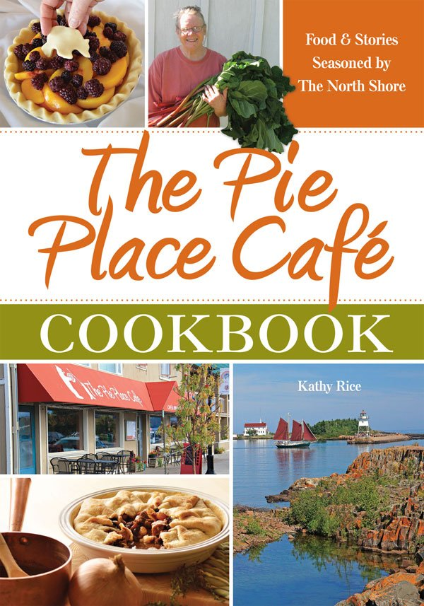 The New Scenic Cafe Cookbook
