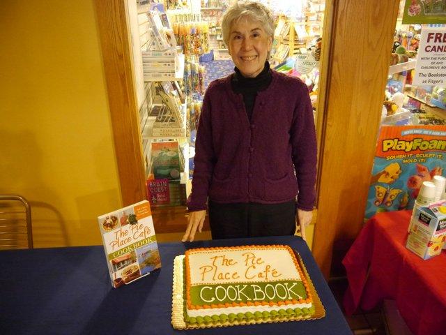 Pie Place Café Cookbook Event at Fitger's