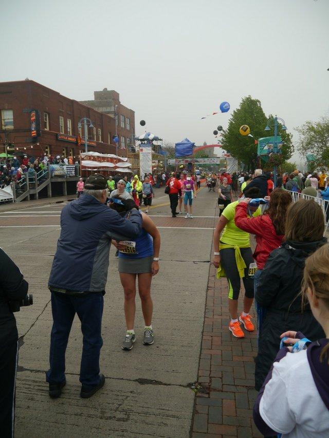 Grandma's Marathon 2013