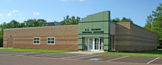 A.E. Seaman Mineral Museum
