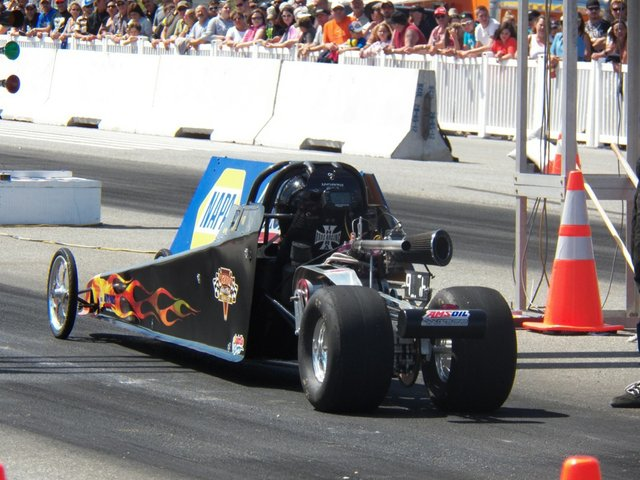 Northern Nationals Drag Race in Wawa