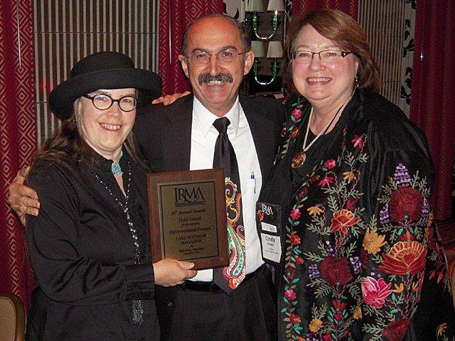 IRMA Awards 2013