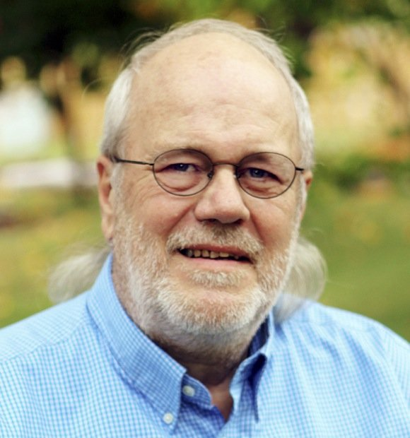Bayfield Mayor Larry MacDonald