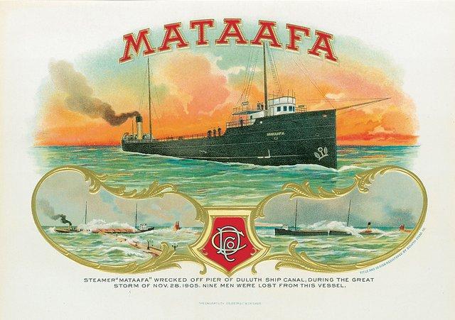The Mataafa Blow