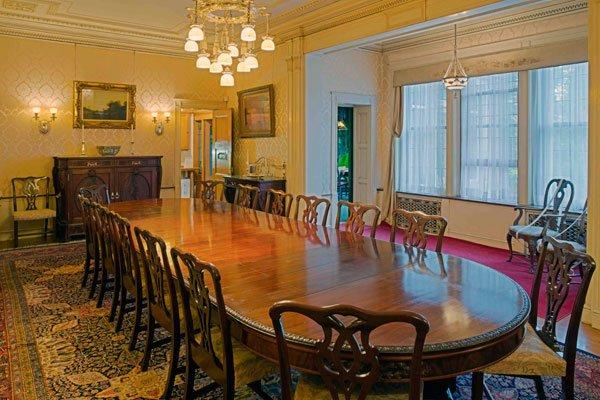 Glensheen Dining Room