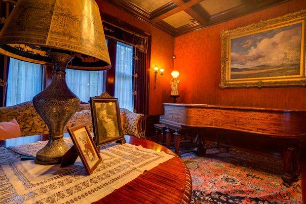 Glensheen Living Room