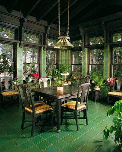 Glensheen Breakfast Room