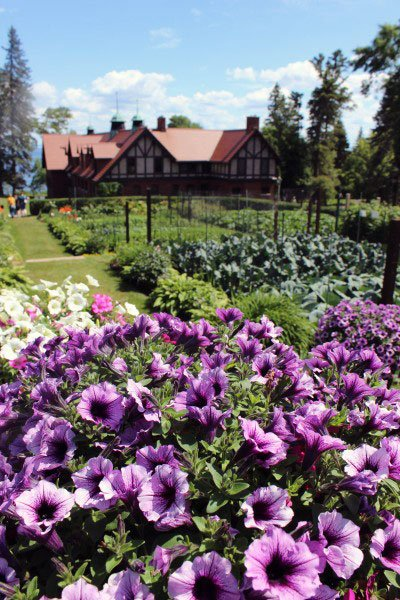 Glensheen Gardens