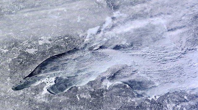 Lake Superior: Feb. 6, 2014