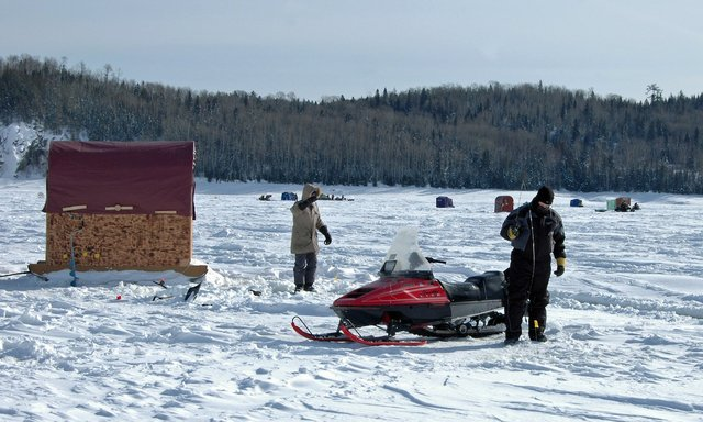 Wawa Ice Fishing Derby