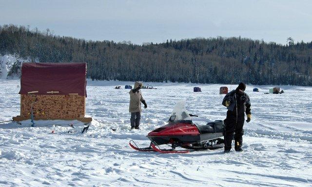 Wawa Ice Fishing Derby