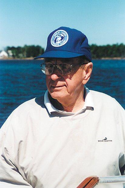 Captain Dudley J. Paquette