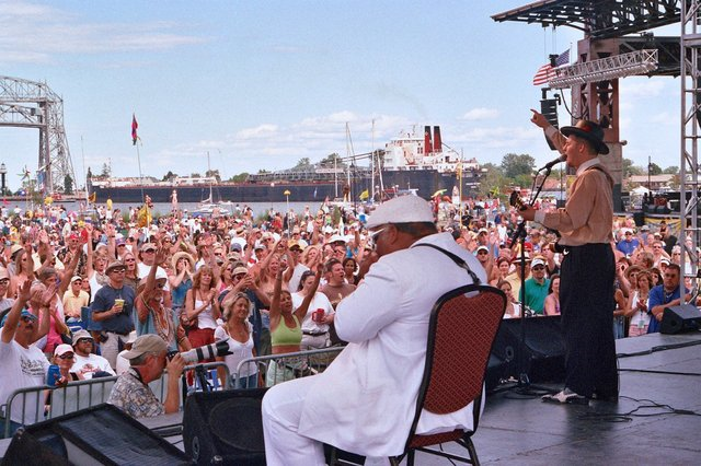 Duluth's Bayfront Blues Festival