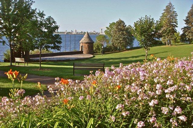 Duluth's Leif Erikson Park