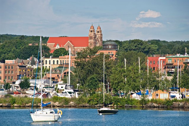 Marquette's Waterfront
