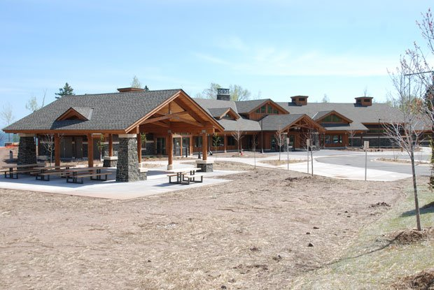 A New HQ for Tettegouche in Minnesota