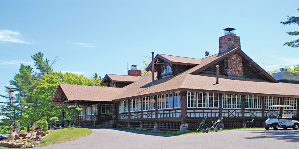 Keweenaw Mountain Lodge, Copper Harbor