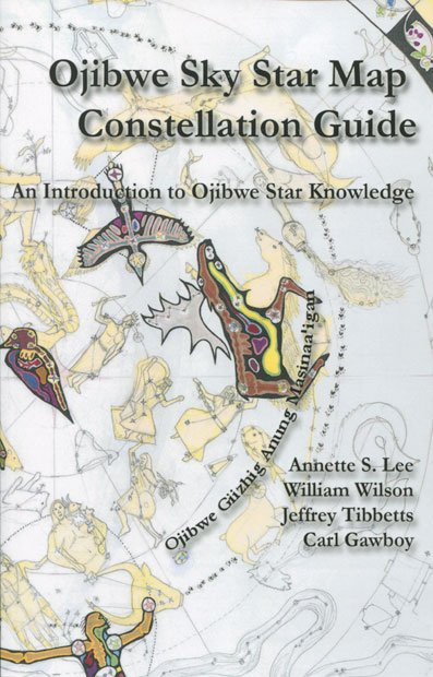 Ojibwe Sky Star Map Constellation Guide