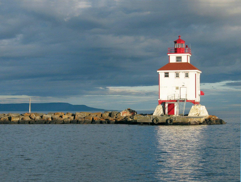 Lighting the Northern Edge: Lake Superior's Ontario