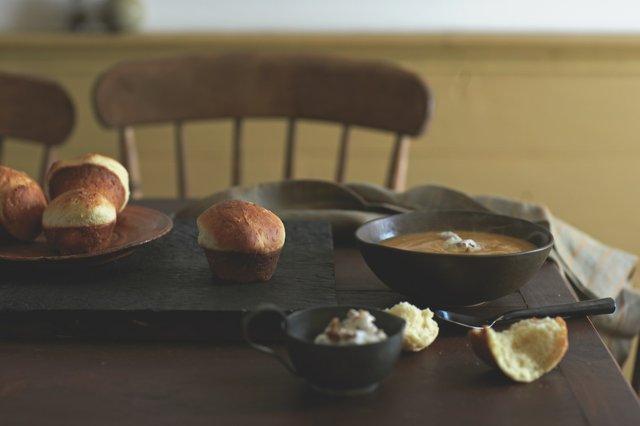 The Soup & Bread Cookbook