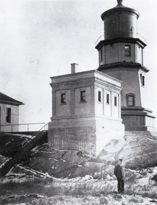 The Keepers of Split Rock Lighthouse