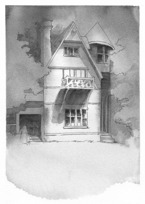 Hermit Island Mansion