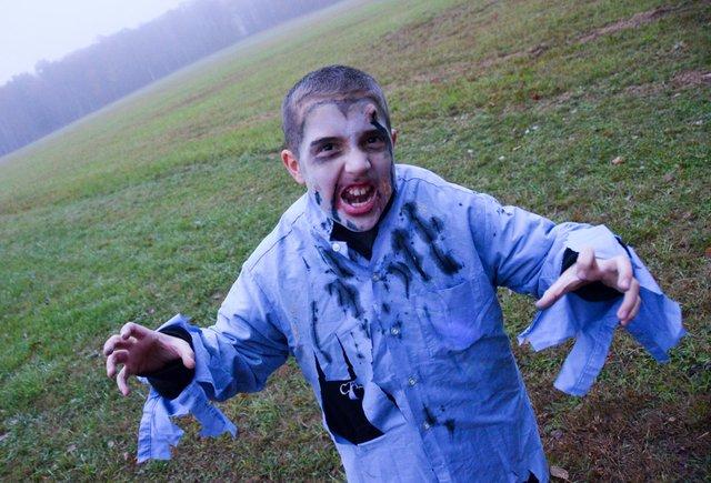 Washburn Zombie Days