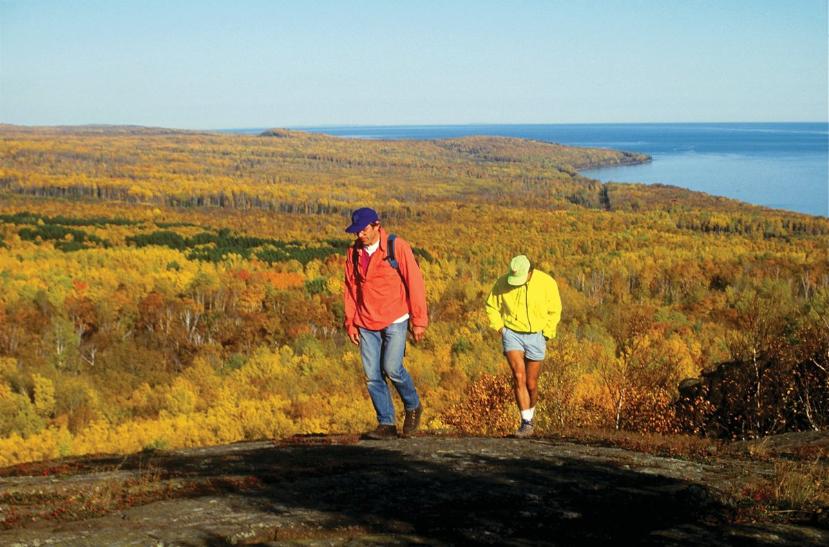 How the 300-Mile-Long Superior Hiking Trail Came to Be