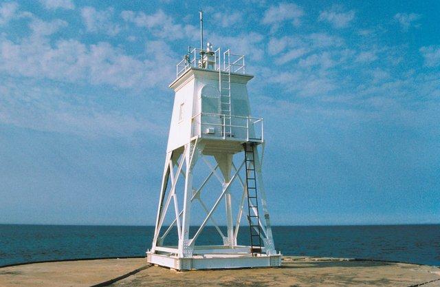 Grand Marais Harbor Light