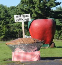Weber Orchards, Bayfield, Wisconsin