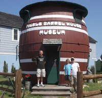 Pickle Barrel House Museum, Grand Marais, Michigan