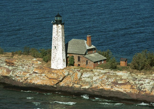 Menagerie Island Lighthouse