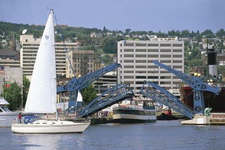 Visit Duluth - Summer Waterfront