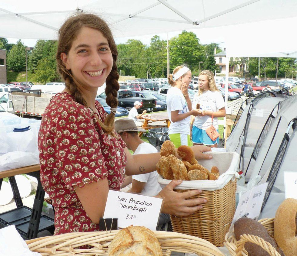 Downtown Marquette's farmers market won in the 2015 Best of the Lake awards.
