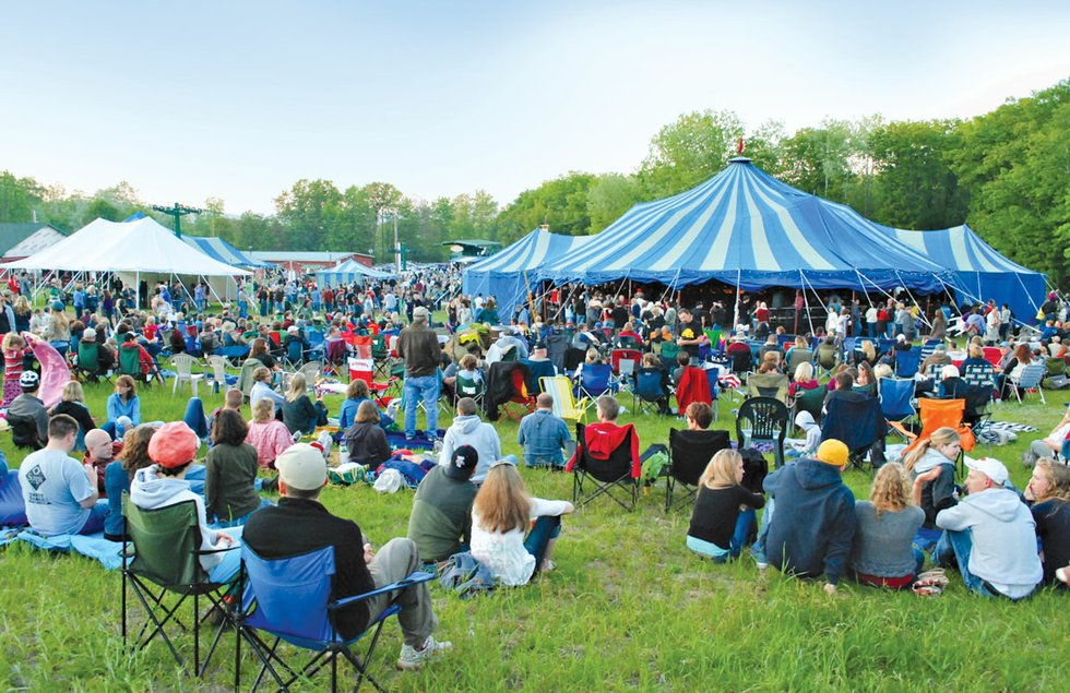 Big Top was the top Wisconsin pick for Best Place for Local Live Music in the 2015 Best of the Lake.