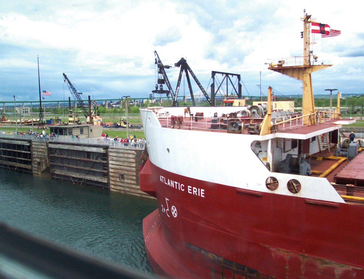 How the Soo Locks Were Made - Lake Superior Magazine