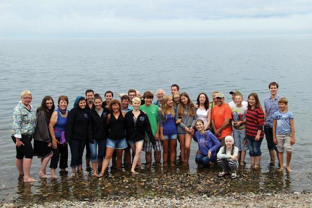 Bayfield to Baikal
