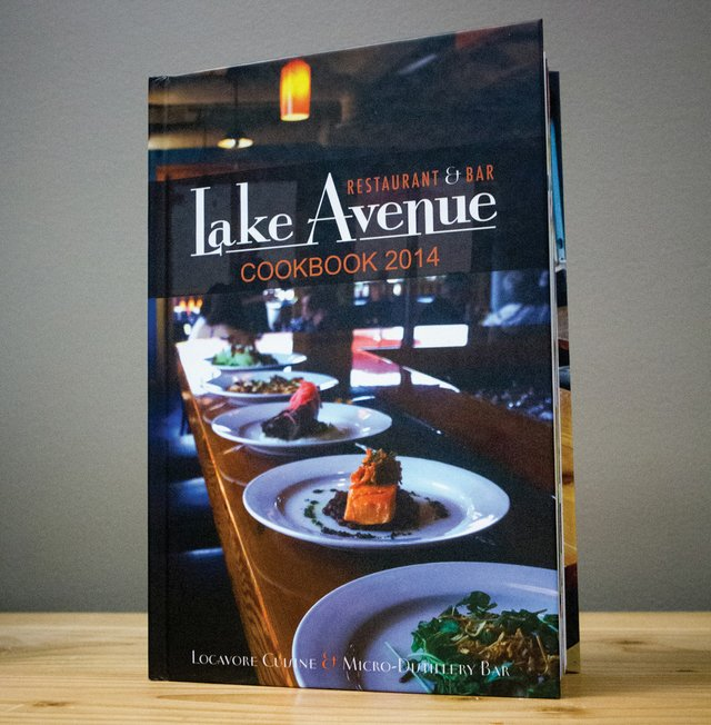 Lake Avenue Restaurant & Bar Cookbook 2014