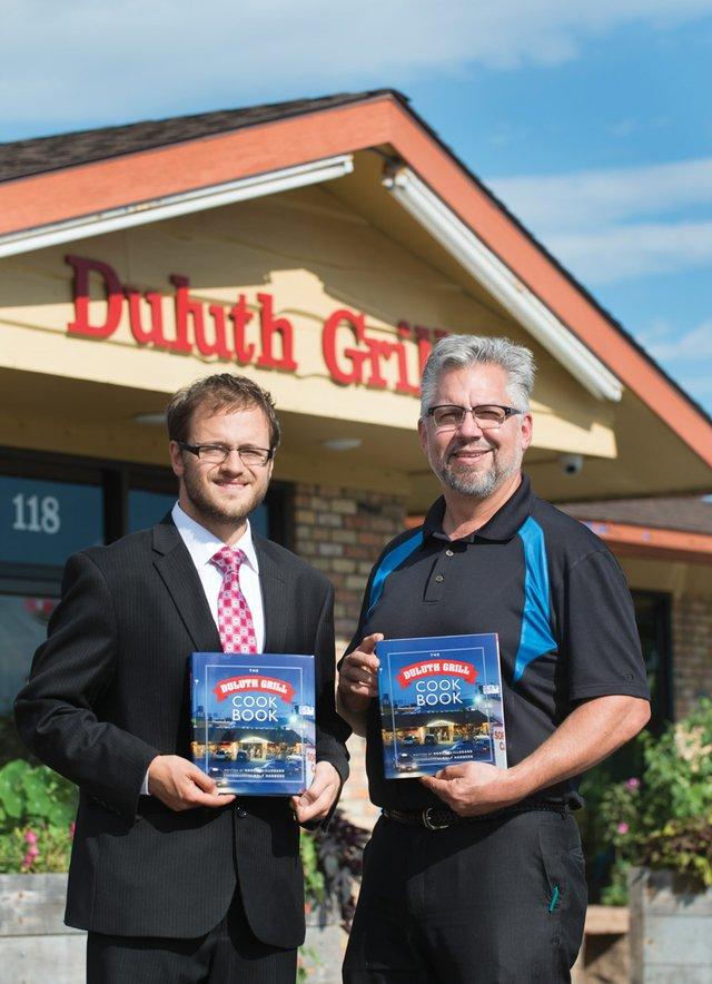 Duluth Grill Cookbook