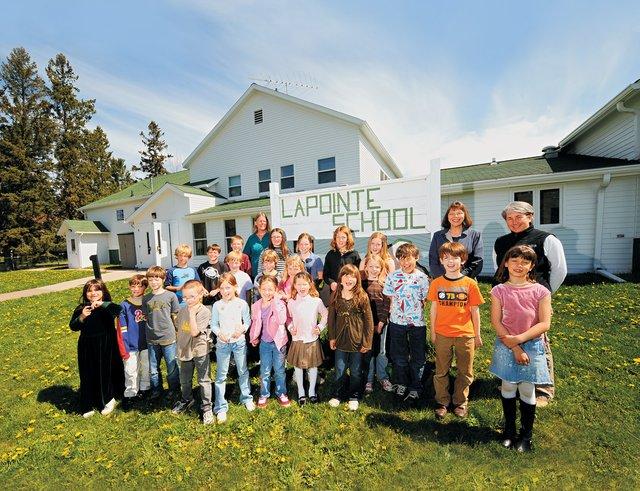 La Pointe School