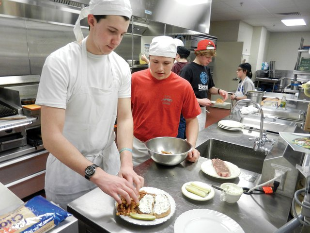 Food for Thought: Where Students Hone Culinary and Restaurant Skills