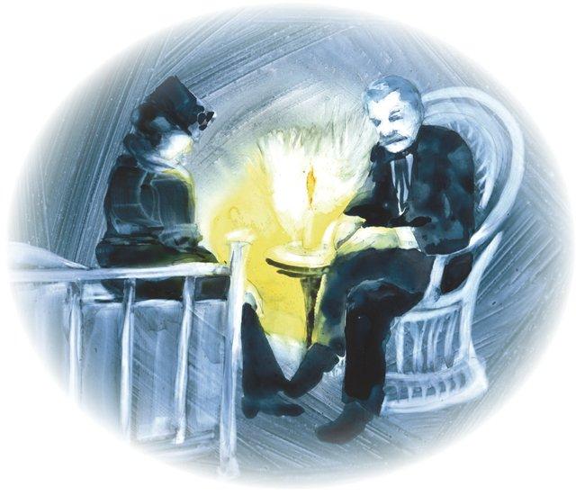 Sir Arthur Conan Doyle and the Silver Islet Ghost