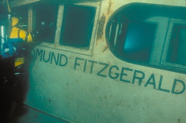 Diving the Fitz
