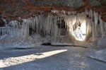 Bayfield County Tourism – Ice Caves