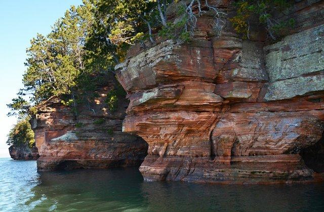 Bayfield CountyTourism – Red Rocks